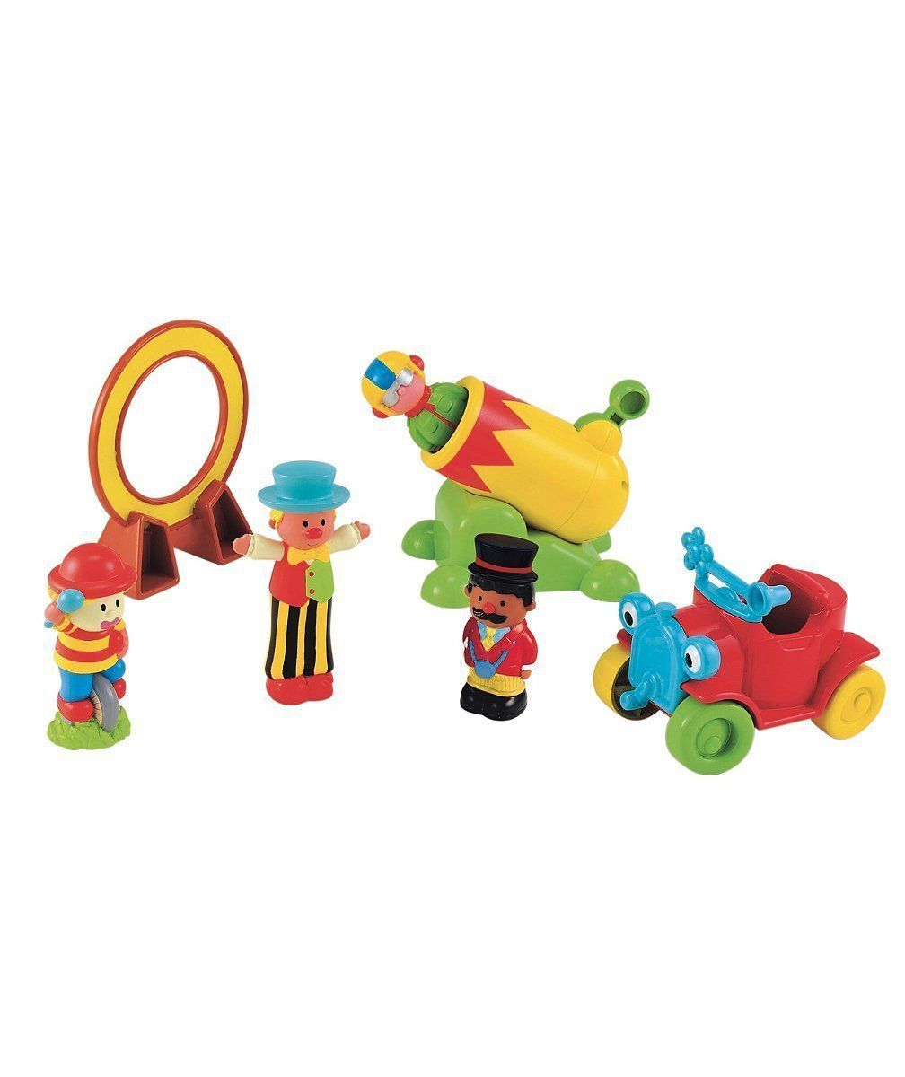 ELC Happyland Circus Set - Early Learning Centre